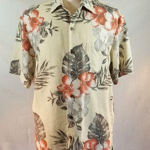 Caribbean Silk Blend Shirt